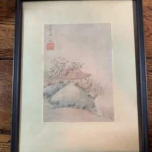 Other - SOLD Stunning Asian Artwork